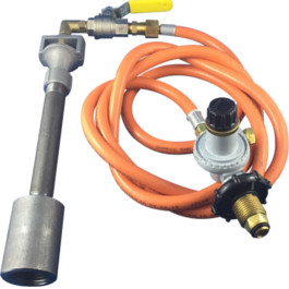 Gas Forge Burners and Accessories