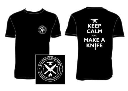 Knife Show T-Shirt-01