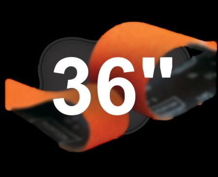 """50 x 915 mm (2 x 36"""") Abrasive Belts"""