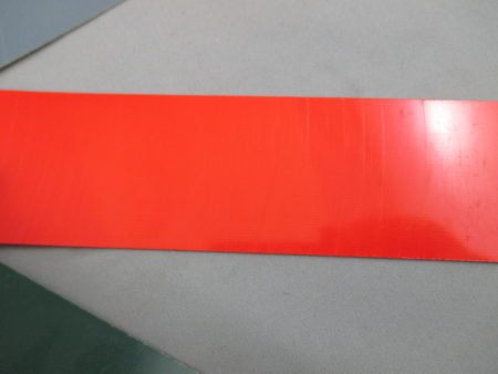 0.5mm – Red G10/FR4 (liner material) 300 x 300mm Sheets