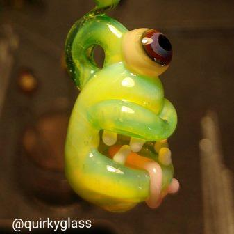 Glass Trautman Dense Slyme