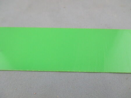 8 mm – Lime Green G10/FR4 Coloured 300mm Square Sheets