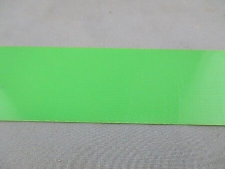 0.5mm – Toxic Green G10/FR4 (liner material) 300 x 300mm Sheets