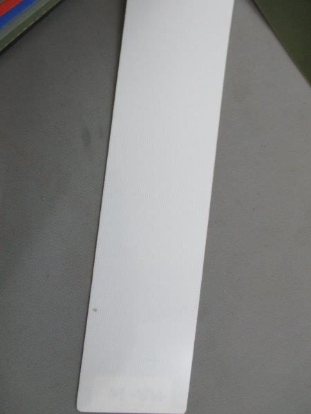 0.5mm – White G10/FR4 (liner material) 300 x 300mm Sheets