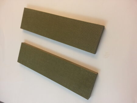 Olive Green Textured Peel Ply Scales