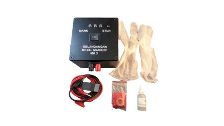 Metal Marker MK 3 Electro Etcher