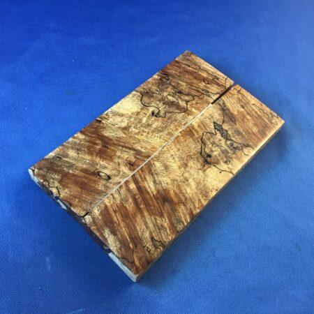 Stabilised Wood