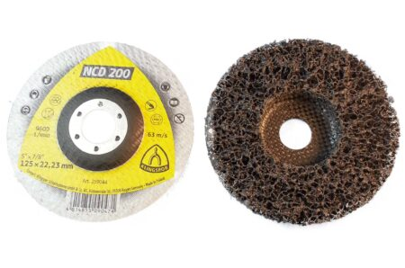 Klingspor NCD 200 Cleaning Disc 125mm x 22,23mm