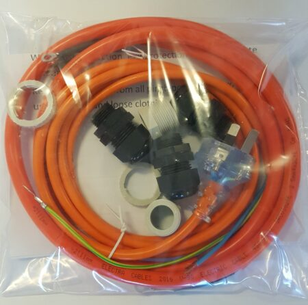 Wiring kit to suit VFDs and Motors