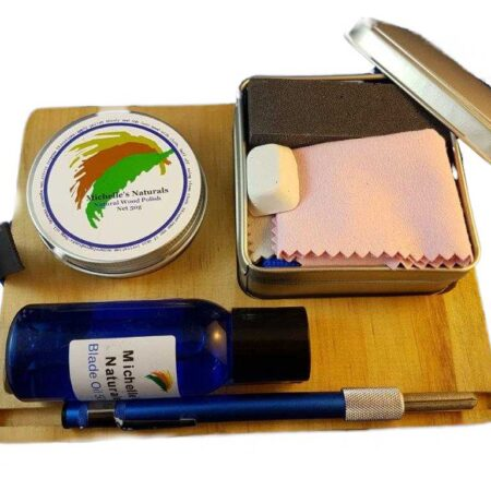 Knife Cases, Polishing & Care