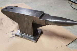 make your own anvil