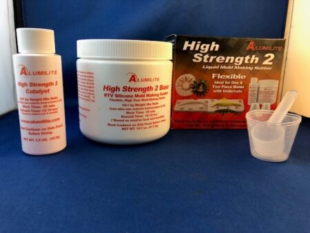 Alumilite High Strength 2. CONTENTS