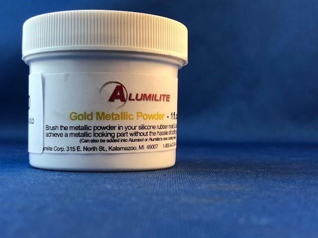 Alumilite Metallic resin powder (GOLD)