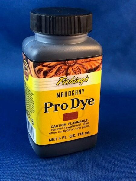 Dye Mahogany 118ml