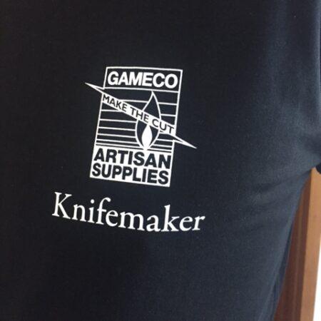 T SHIRT KNIFEMAKER