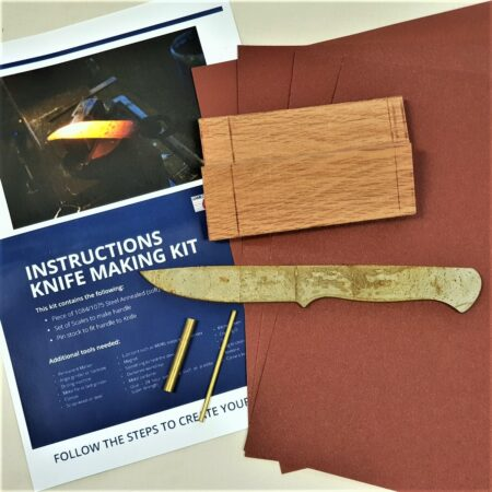 Knife Making Kits And Blanks