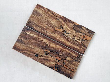 Wood (stabilised)