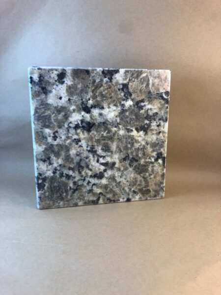 Granite slab 6in x 6in (150mm x 150mm)