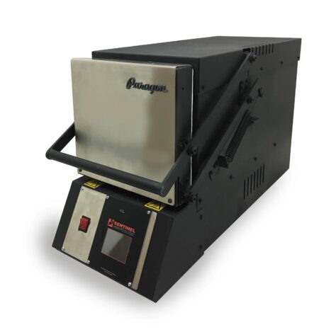 KM18T Pro 3 Zone Paragon Kiln - Knife and Blade Heat Treating Furnace
