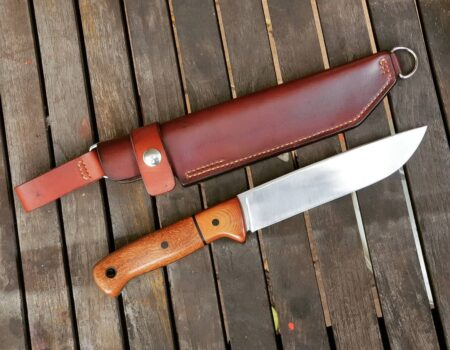 Cooktown ironwood handle scales