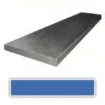 1084 Carbon Steel Measuring 6.35 x 150 x 1220 mm