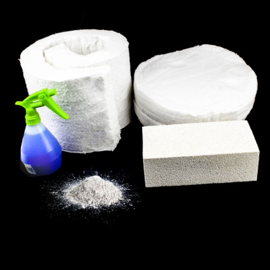 Forge Refractory Kit All Products