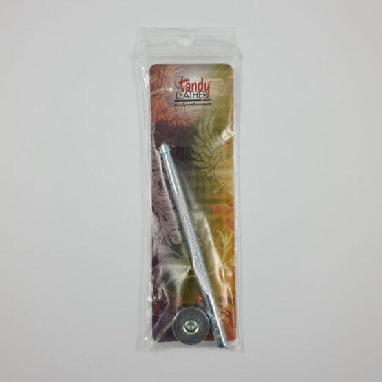 "Eyelet Setter w/Anvil 3/16"" in packaging"