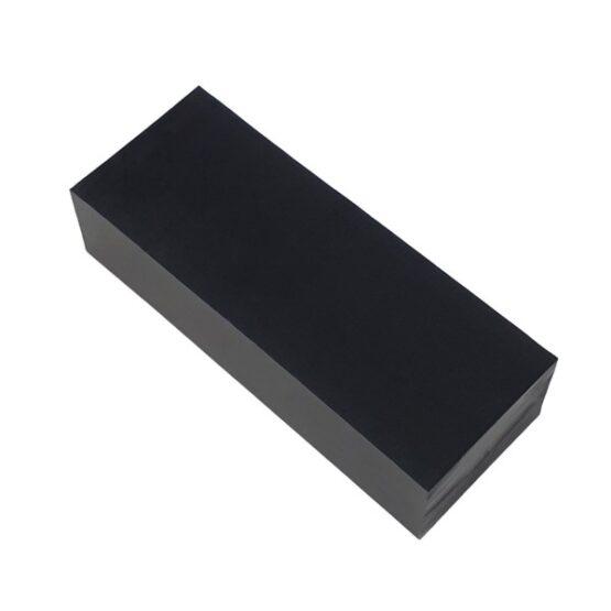Black Juma handle block with a width of 50 mm