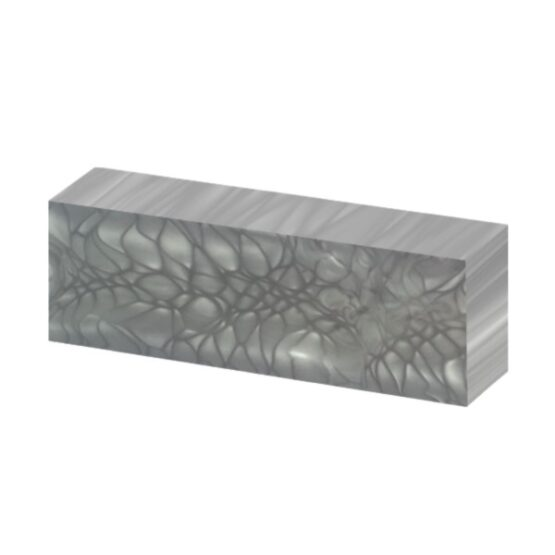 Juma handle block with a snow tac pattern and width of 50 mm side angle