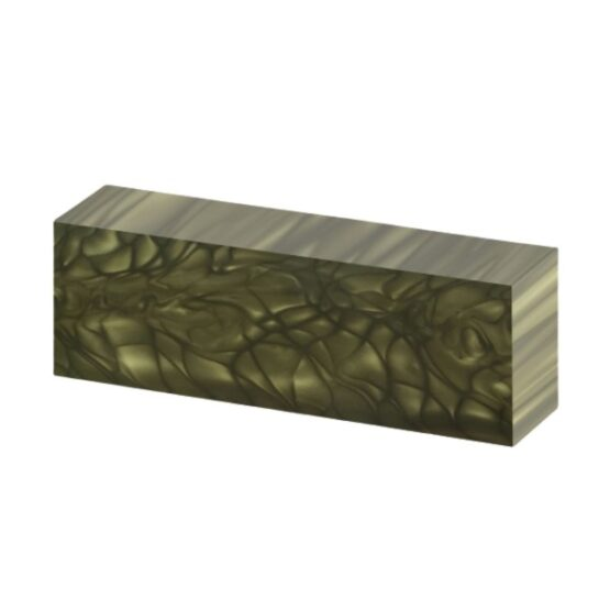 Juma handle block with a woodland tac pattern and width of 43 mm side angle