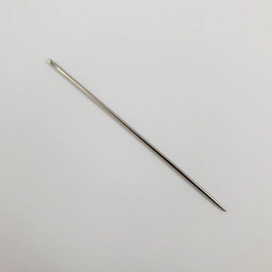 Leatherwork Needle shown on a diagonal