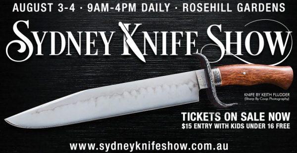 sydney knife show