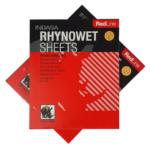 Rynowet Red Line Wet and Dry Sandpaper – 50 Sheet Pack