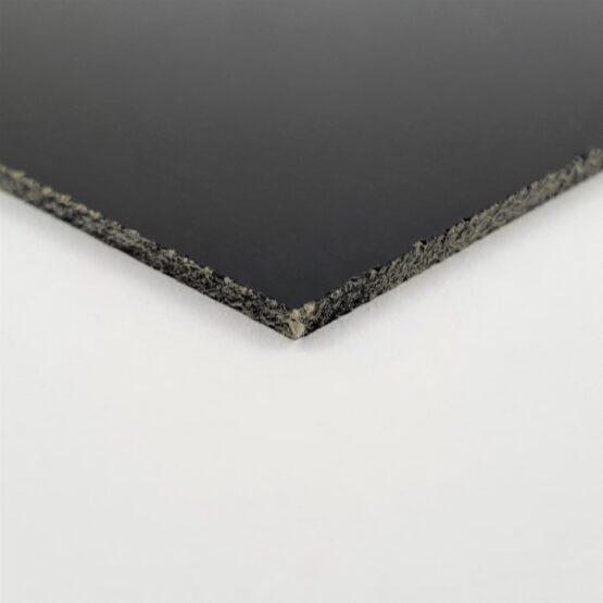 """Canvas Micarta Sheet 1.58 mm (1/16"""") x 127 mm x 298 mm Black"""