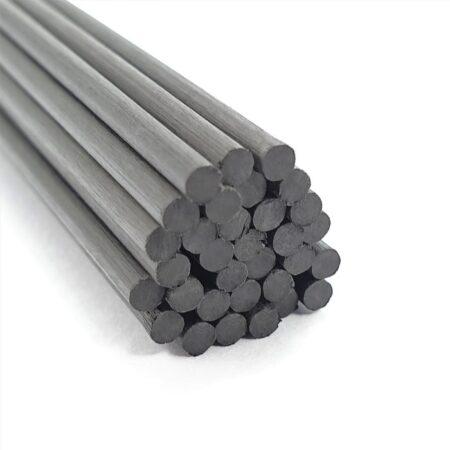 """Carbon Fiber Rod 2.4mm (3/32"""") x 300mm"""