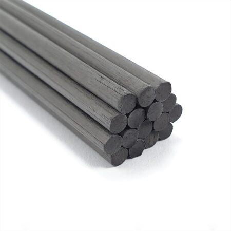 """Carbon Fiber Rod 3.2mm (1/8"""") x 300mm"""
