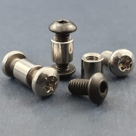 "Threaded Standoffs 8-32 1/4"" x 1/4"" Complete"
