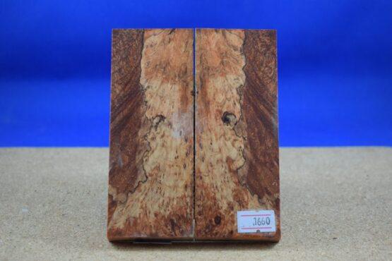 Stabilised Birdseye Maple Scales * 1660