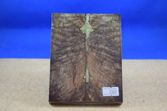 Stabilised Birdseye Maple Scales * 1707