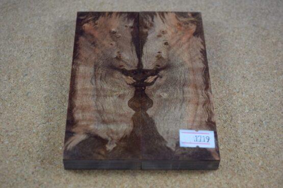 Stabilised Birdseye Maple Scales * 1719