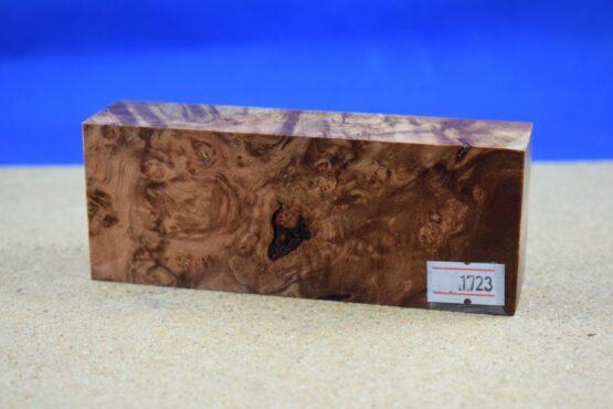 Stabilised Birdseye Maple Block * 1723