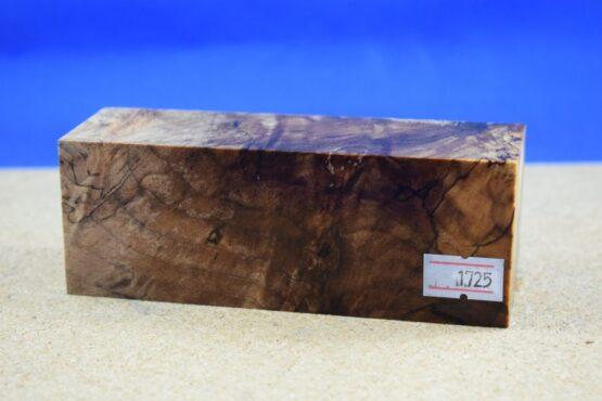 Stabilised Birdseye Maple Block * 1725