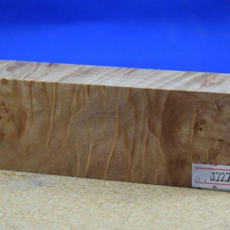 Stabilised Birdseye Maple Block * 1727
