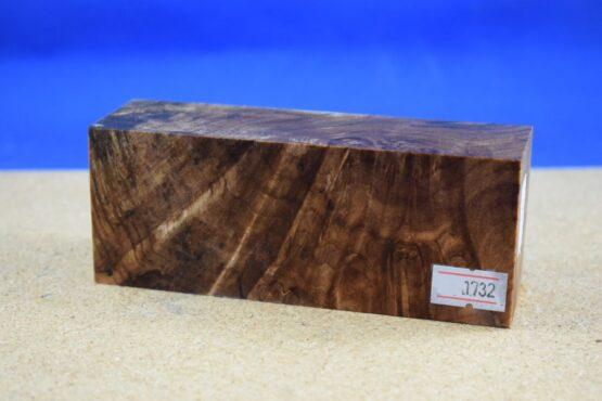 Stabilised Birdseye Maple Block * 1732