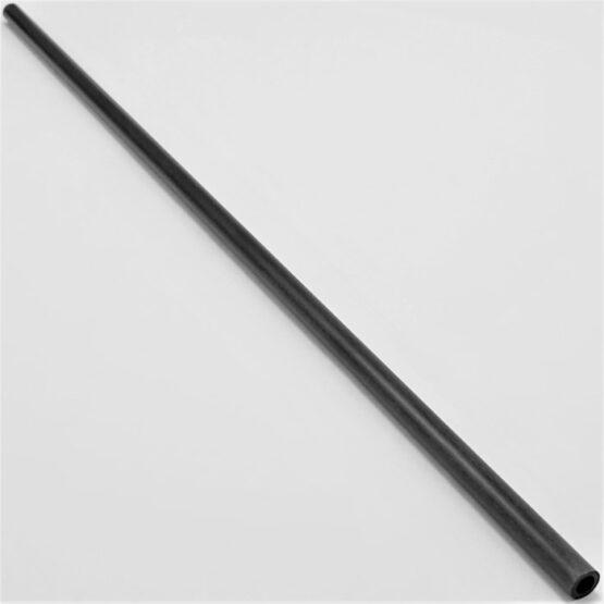"Carbon Fiber Tube 6.35mm (1/4"") x 300mm"