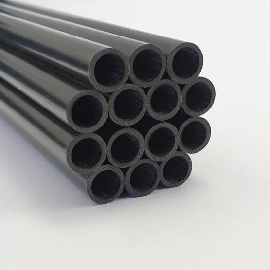 "Carbon Fiber Tube 9.5mm (3/8"") x 300mm"