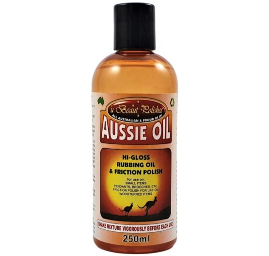 U-Beaut Aussie Oil 250ml