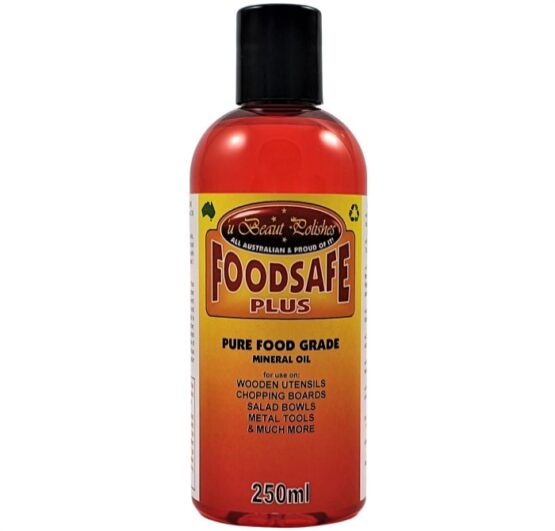 U-Beaut Foodsafe Plus Oil - 250 ml