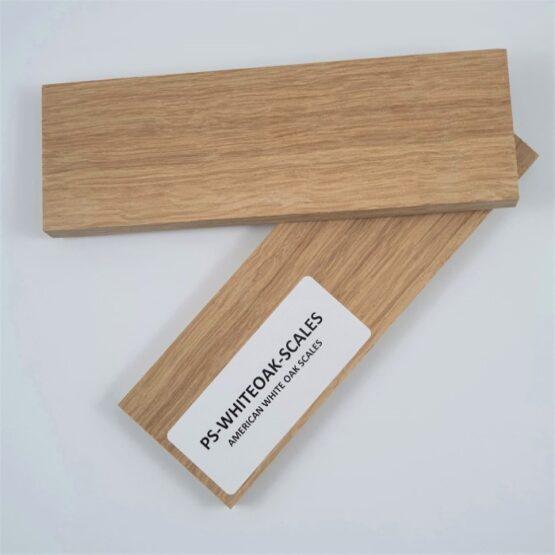 American White Oak Handle Scales