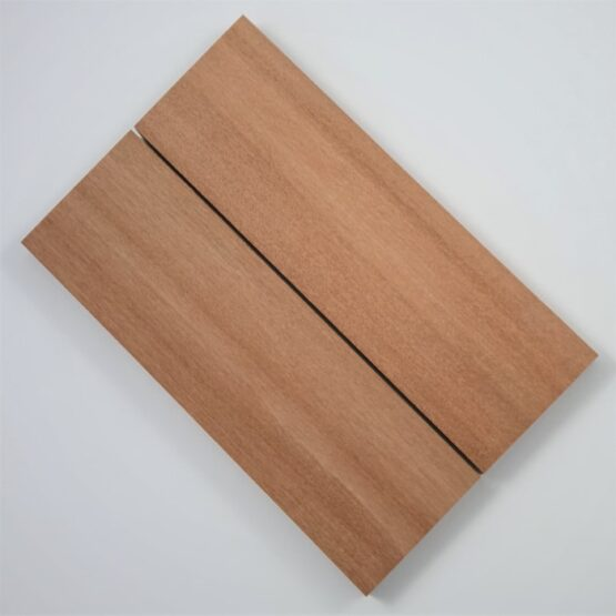 Brushbox Handle Scales each measuring approximately 10 x 45 x 140 mm